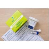Clínica de Exames para Detecção de álcool