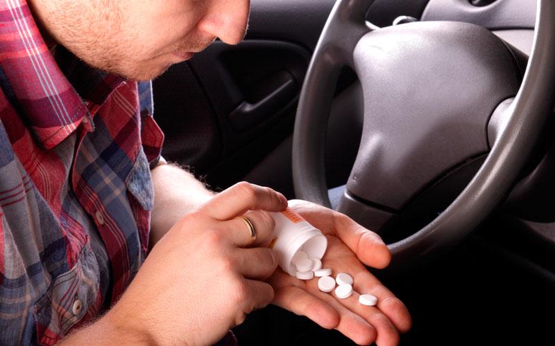 Quase 800 motoristas barrados por exames toxicológicos em Minas