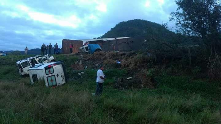 Drogas e cansaço são principais fatores dos acidentes nas rodovias brasileiras