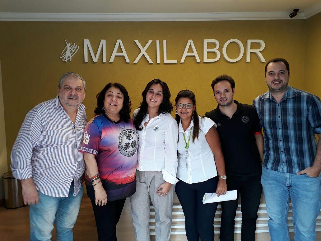 Maxilabor participa de simulado de acidente com carga perigosa no Elog Cubatão