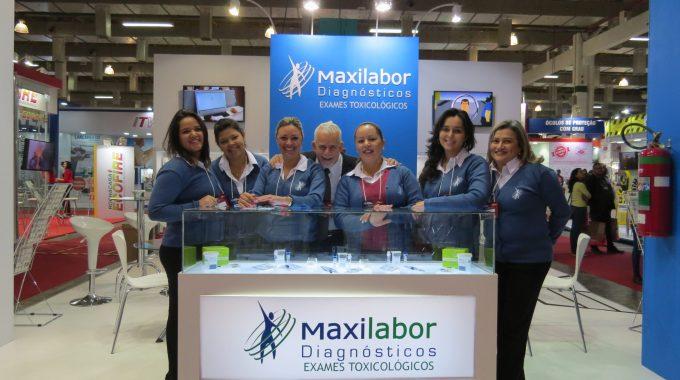 Maxilabor Esteve Na Expo Proteção