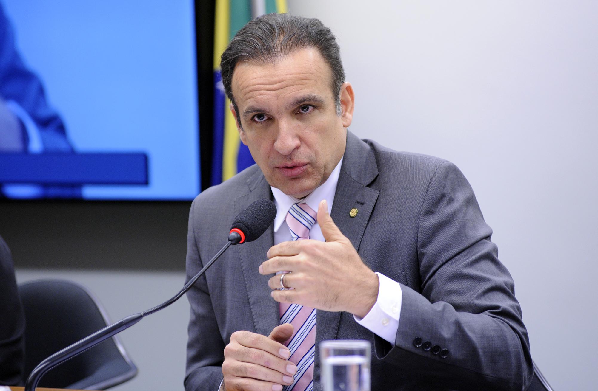 deputado Hugo Leal (PSB-RJ) Foto - Lucio Bernardo Jr - Câmara dos Deputados
