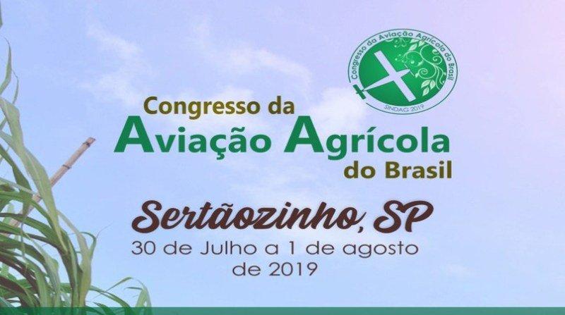 Congresso da Aviação Agrícola será na capital mundial sucroalcooleira
