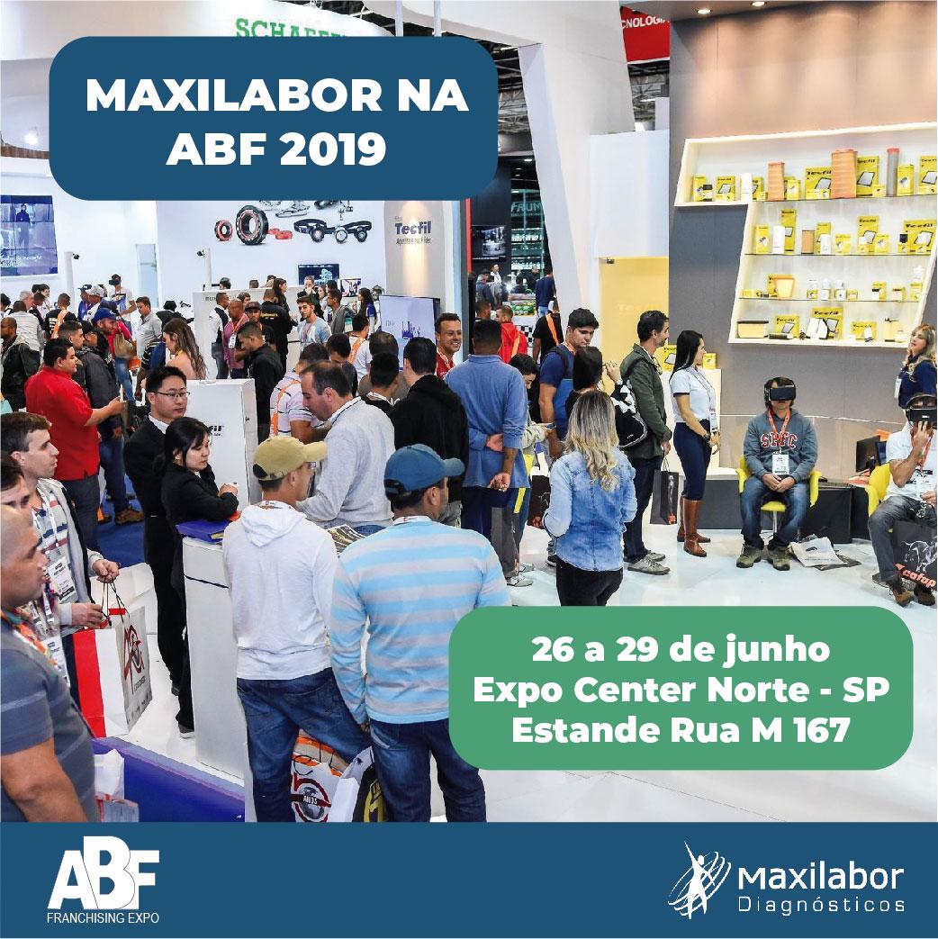 Maxilabor na ABF Franchising 2019