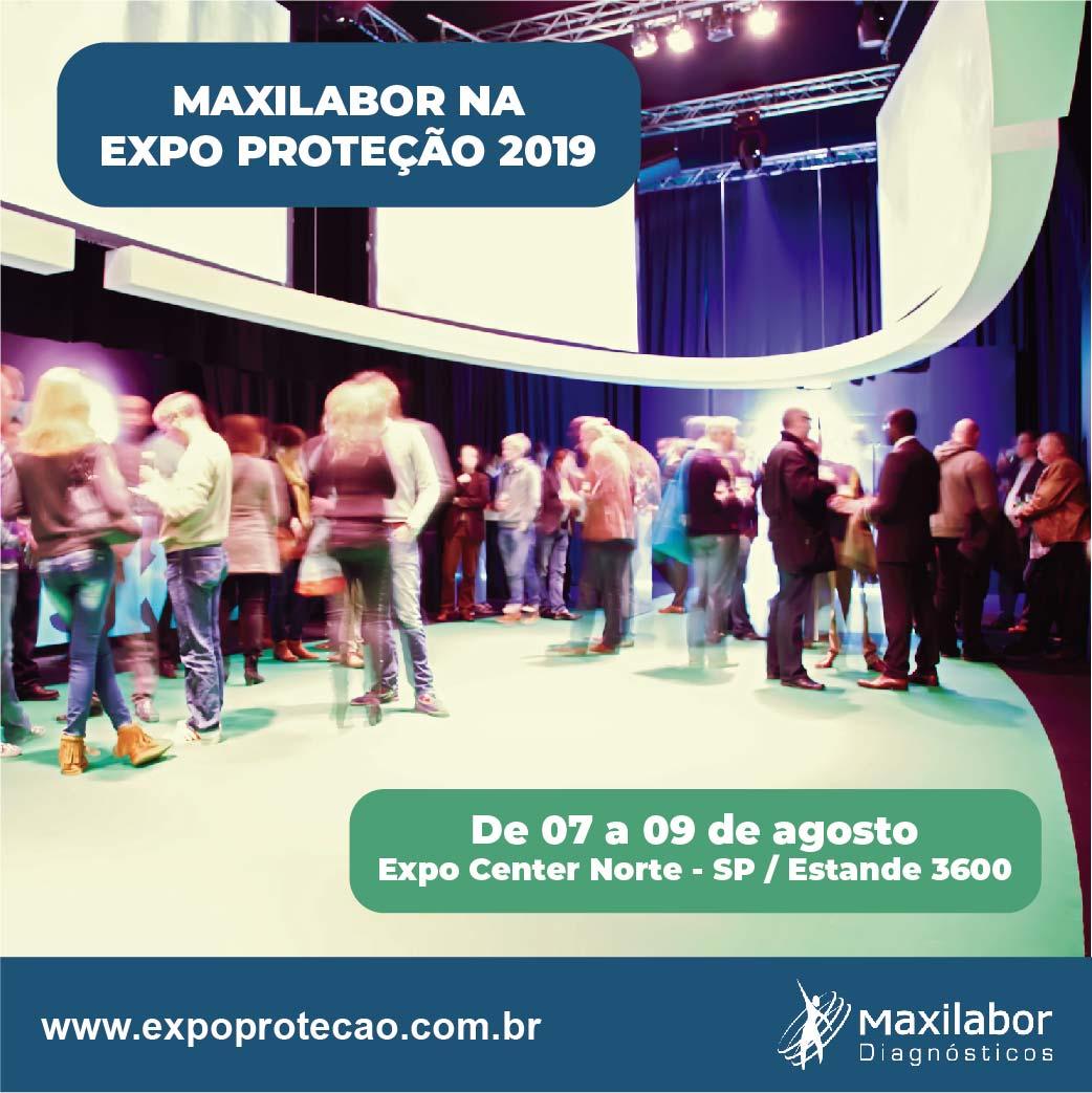 Maxilabor na Expo Proteção 2019